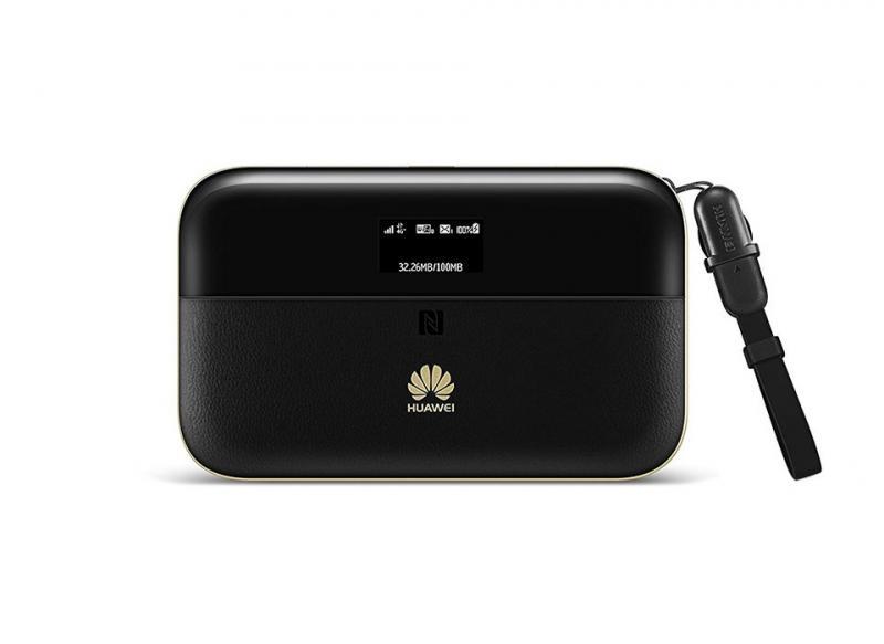 3G/4G модем и wifi router Huawei E5885Ls-93a со скоростью до 300 Мбит/сек (Черный)