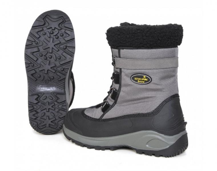 Ботинки Norfin Snow Gray (-20°) (40 - 46p)