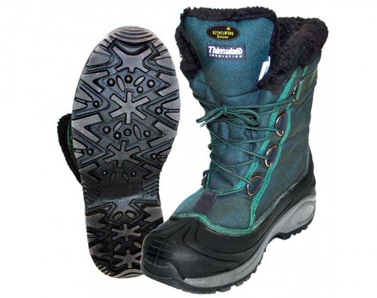 Фото Одежда, обувь для охоты и рыбалки, Ботинки зимние  Ботинки зимние Norfin Snow (-20°) (40 - 46p)
