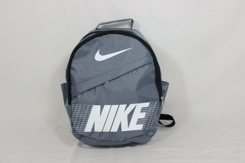 Школьный рюкзак NIKE серый Код0145-01