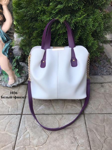 Женская сумка в светлых тонах Код1036-2