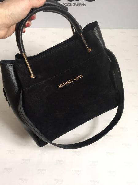 Женская сумка Michael Kors с клатчем внутри разные цвета 0007-01