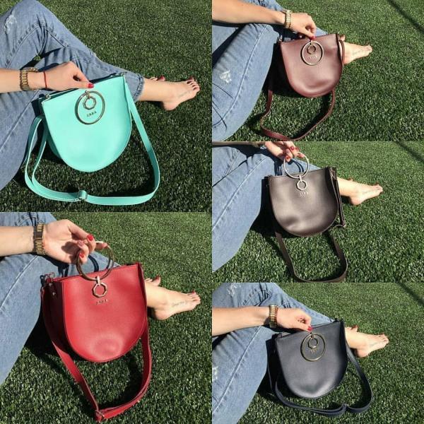 Женская сумка ZARA в разных цветах 0015-01