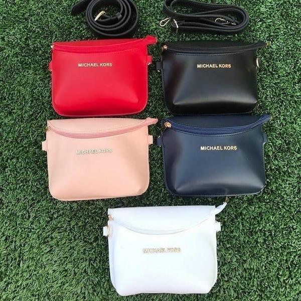 Женская сумочка поясная Michael Kors разные цвета Код0020-01