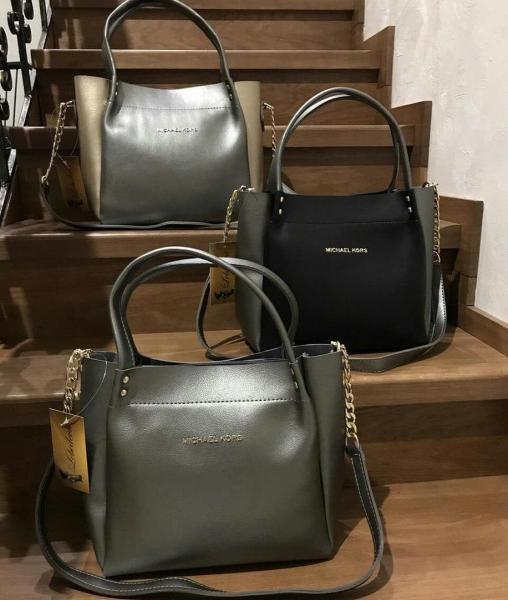 Женская сумка Michel Kors в разных цветах 0003-01