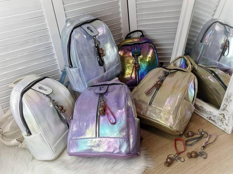 Рюкзак голограмма в разных цветах Код03097-6