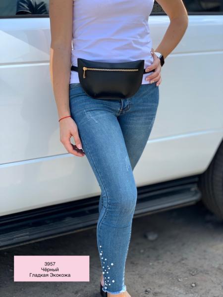 Женская поясная сумка-клатч цвета разные Код 3957-1