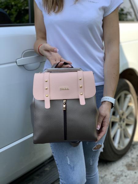 Сумка рюкзак женский в разных цветах Код 0130-01