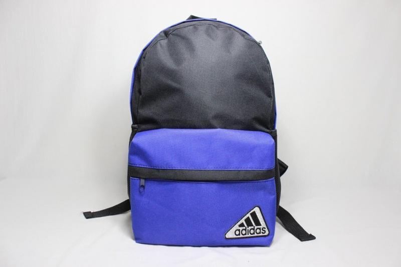 Рюкзак школьный ADIDAS черно-синий Код0151-01