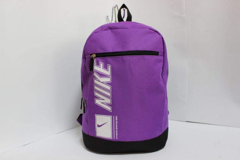 Рюкзак школьный NIKE сиреневый Код0153-01