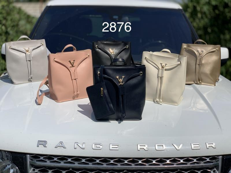 Сумочка-рюкзачок женская экокожа цвета разные Код2876