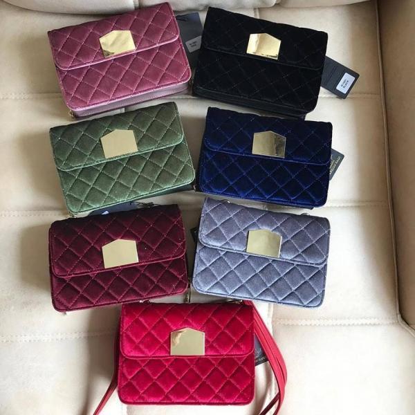 Клатч+кошелек в разных цветах Код017