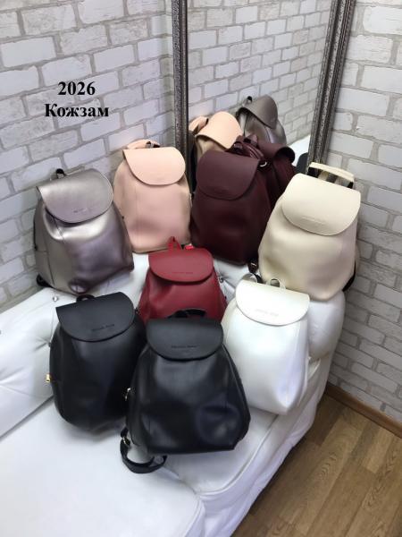 Женская сумка-рюкзак цвета разные Код2026-2