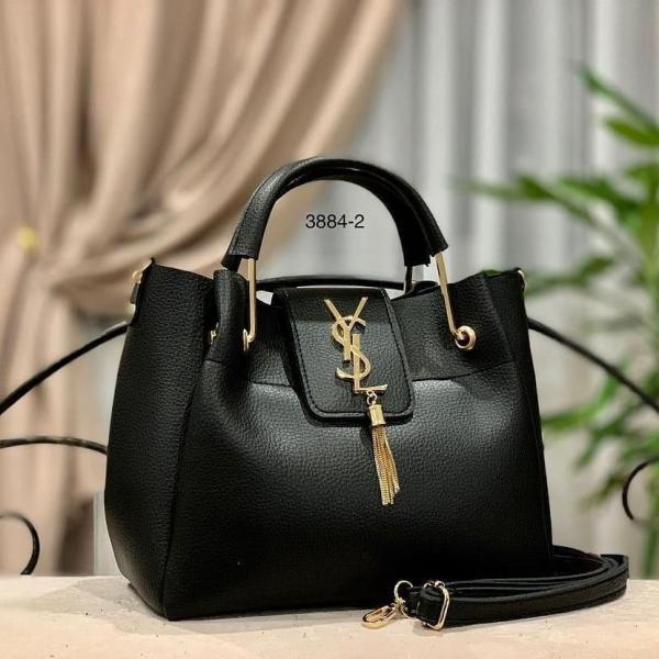 Женская сумка черная Код3884