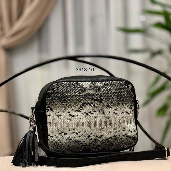 Женская сумка-клатч рептилия Код3913