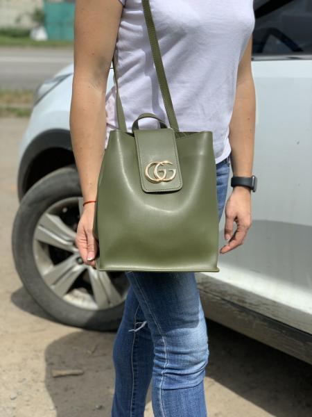 Сумка рюкзак экокожа турецкая  Код 0076-01