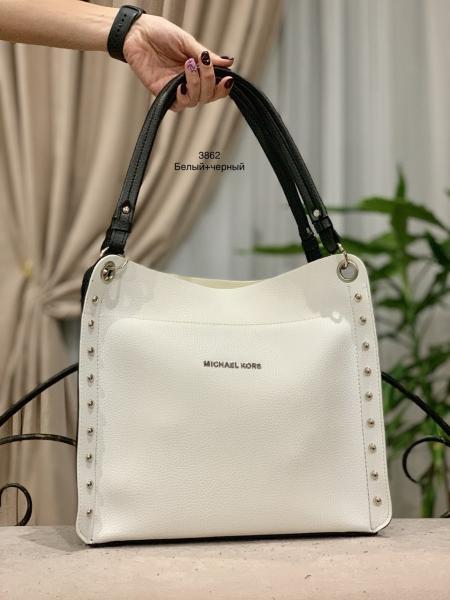 Женская сумка Michael Kors кожзам в разных цветах Код3862-3