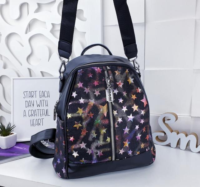 Сумка рюкзак женский Код 03268-8
