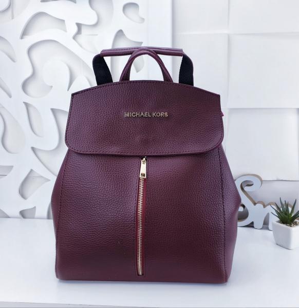Сумка рюкзак женский эко-кожа структурная Код 03208-2