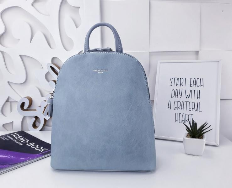Сумка рюкзак женский David Jones цвета разные Код 03278-4