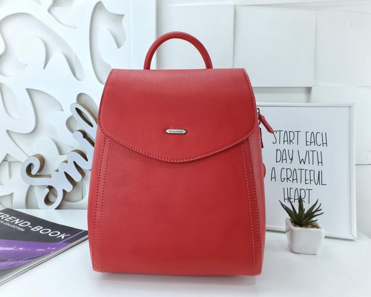 Сумка рюкзак женский David Jones цвета разные Код 03279-4