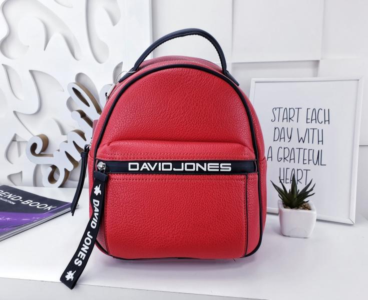 Рюкзак женский David Jones цвета разные Код 03280-4