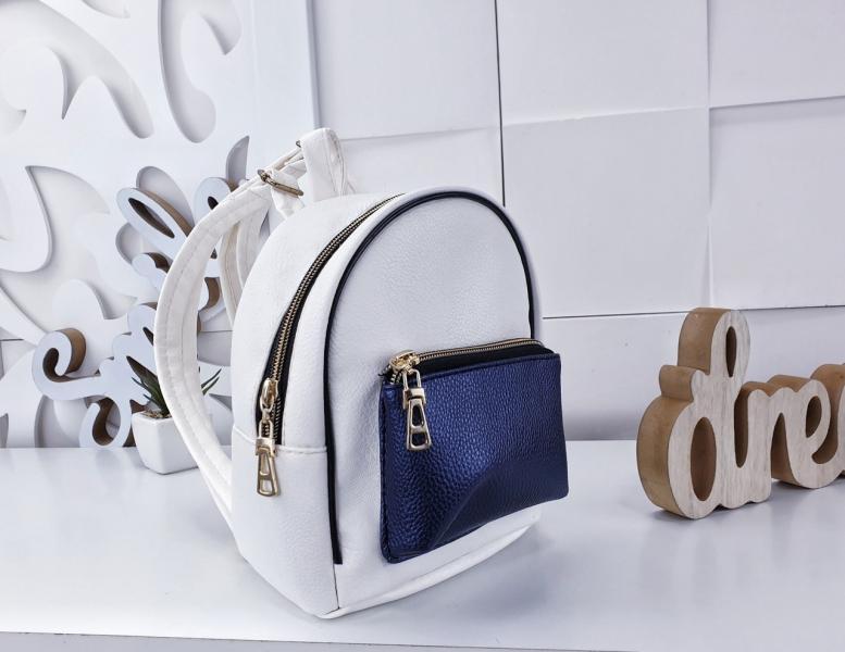 Сумка рюкзак женский эко-кожа цвета разные Код 01521