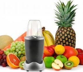 Фото Товары для кухни Кухонный комбайн-блендер для смузи 900 Вт