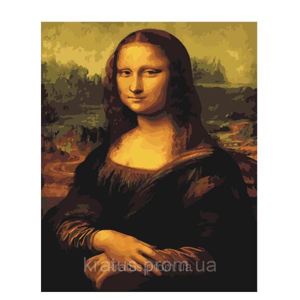 Фото Картины на холсте по номерам, Картины великих художников KG 241