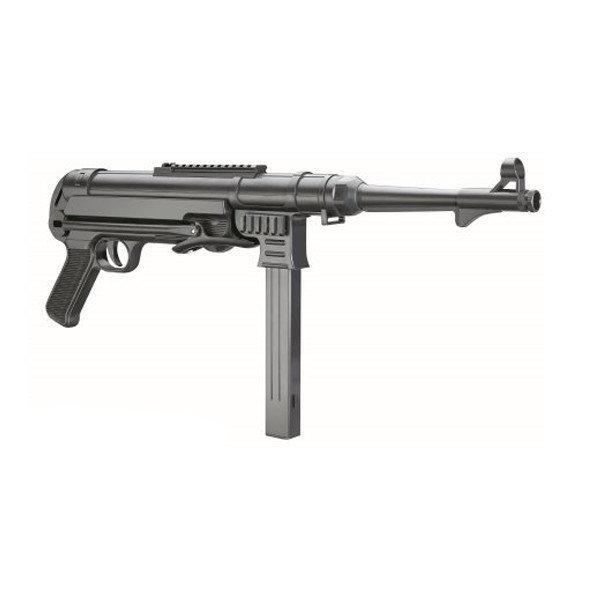 Фото Игрушечное Оружие, Стреляет пластиковыми 6мм  пульками, Автомат, пулемет, карабин Детский игрушечный автомат M40  Шмайсер в пакете