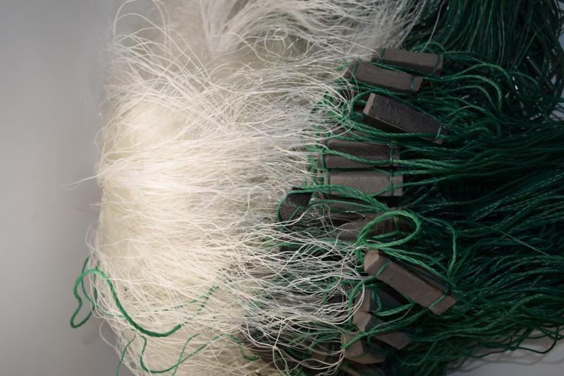 Фото Рыболовные сети (Для промышленного лова), Сети трехстенные  (Для промышленного лова) СЕТЬ РЫБОЛОВНАЯ ТРЕХСТЕННАЯ 3Х100М ЛЕСКА ЯЧЕЯ 75 (ПЛЕТ.ПОРЕЖ)