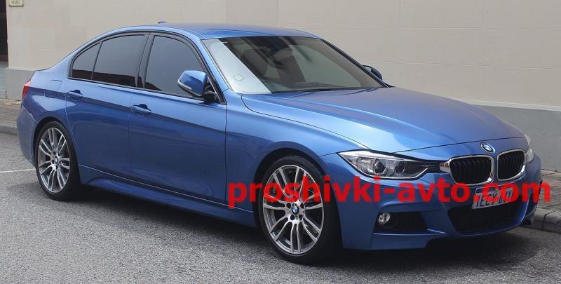 Фото BMW чип тюнинг, F series прошивка двигателя (прошивка эбу) BMW 535i  3.0i  F10/F11/F18 547650 stage 1