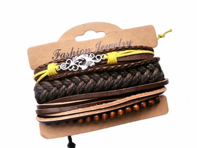 Набор браслетов Fashion jewelry (fj89)