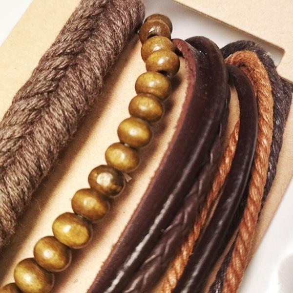Набор браслетов Fashion jewelry (fj876)