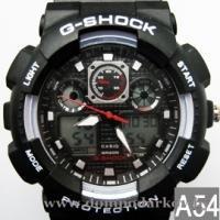 Фото ПОСМОТРЕТЬ ВЕСЬ КАТАЛОГ, Часы , Мужские часы Мужские часы Casio G-shock (A54)
