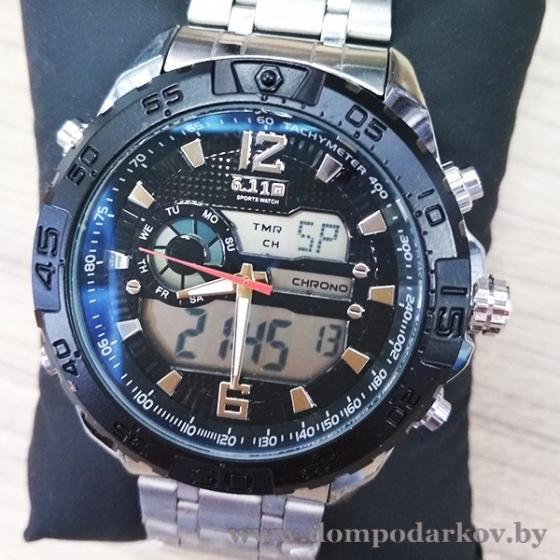 Фото ПОСМОТРЕТЬ ВЕСЬ КАТАЛОГ, Часы , Мужские часы Мужские часы 6.11(6.11/34)
