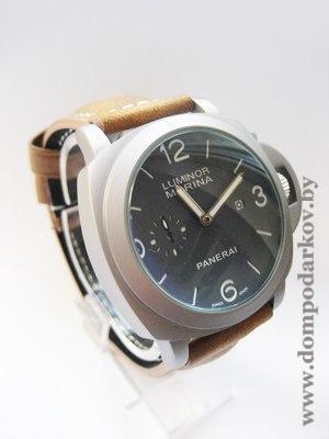Фото ПОСМОТРЕТЬ ВЕСЬ КАТАЛОГ, Часы , Мужские часы Panerai (2P)