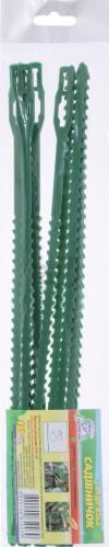 Подвязка для растений Садівничок 34 см 10 шт.