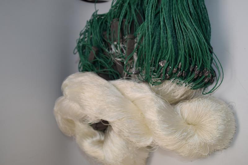 Фото Рыболовные сети (Для промышленного лова), Сети одностенные  (Для промышленного лова) СЕТЬ РЫБОЛОВНАЯ ОДНОСТЕННАЯ 1.8Х100М ЯЧЕЯ 50 (НИТЬ)