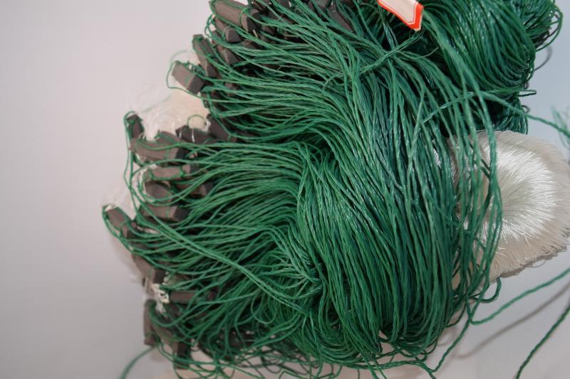 Фото Рыболовные сети (Для промышленного лова), Сети одностенные  (Для промышленного лова) СЕТЬ РЫБОЛОВНАЯ ОДНОСТЕННАЯ 3Х100М НИТЬ ЯЧЕЯ 45 (ВШ.ГРУЗ)