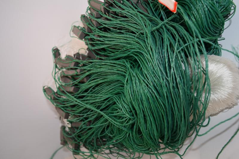 Фото Рыболовные сети (Для промышленного лова), Сети одностенные  (Для промышленного лова) СЕТЬ РЫБОЛОВНАЯ ОДНОСТЕННАЯ 3Х100М НИТЬ ЯЧЕЯ 50 (ВШ.ГРУЗ)