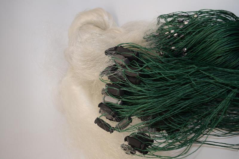 Фото Рыболовные сети (Для промышленного лова), Сети трехстенные  (Для промышленного лова) СЕТЬ РЫБОЛОВНАЯ ТРЕХСТЕННАЯ 1.6Х50М ЯЧЕЯ 40 (ОБ. ГРУЗ)