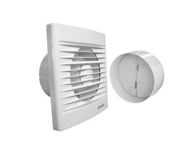 Вентилятор DOSPEL STYL 120 S-P(з клапаном)