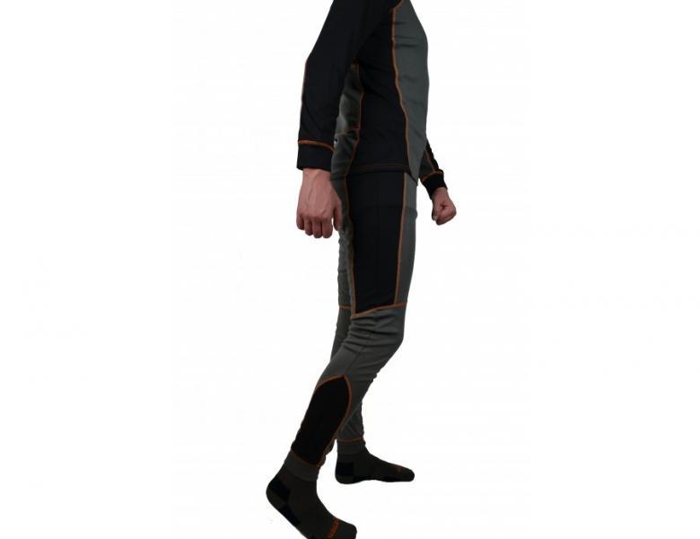 Фото Одежда, обувь для охоты и рыбалки, Термобелье Термобелье Norfin Comfort Line (gray) (XS - XXXXL)