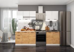 Кухня Дуся 2.0 м (ДСВ)