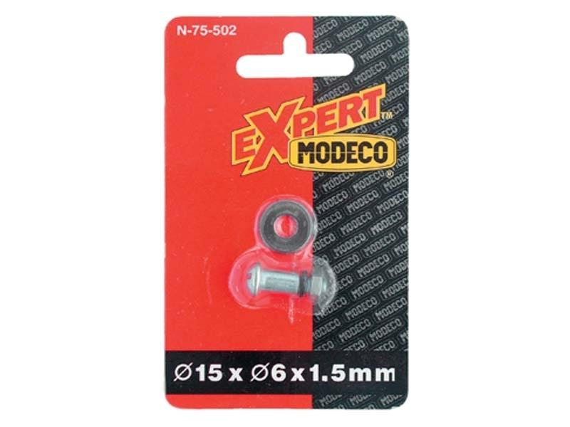 Режущий диск с хвостовиком 16 x 6 x 1,5 мм для плиткореза  Modeco (MN-75-502)