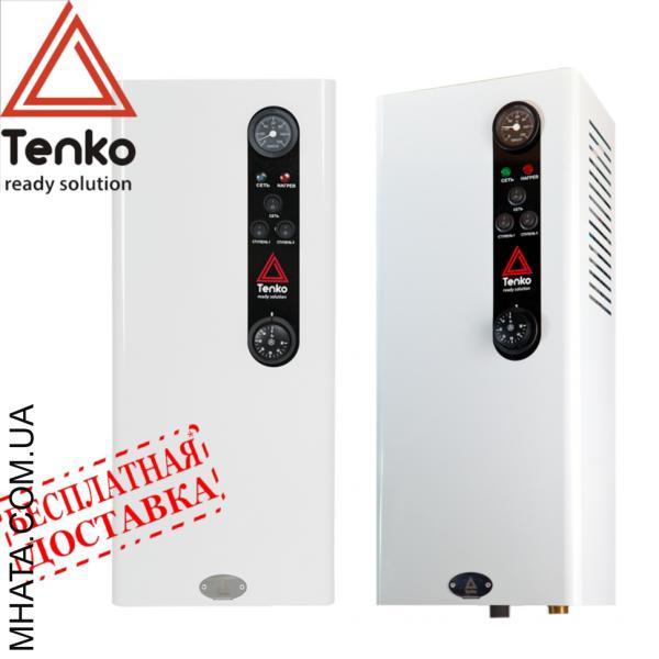 Электрический котел Tenko Стандарт 15 квт 380 Grundfos (СKE 15,0_380 G)