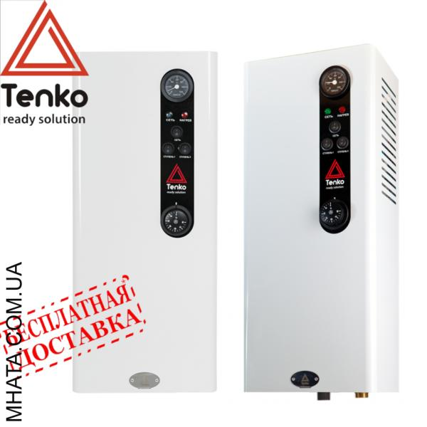 Электрический котел Tenko Стандарт 4,5 квт 220 Grundfos (СKE 4,5_220 G)