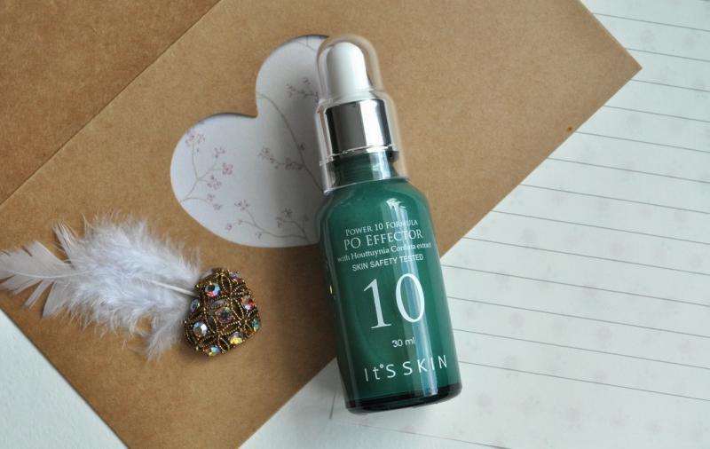 Сыворотка для сужения пор It's Skin Power 10 Formula PO Effector 30мл (IS0101)