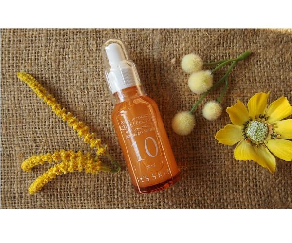 Сыворотка с коэнзимом It's Skin Power 10 Formula Q10 Effector 30мл (IS0106)